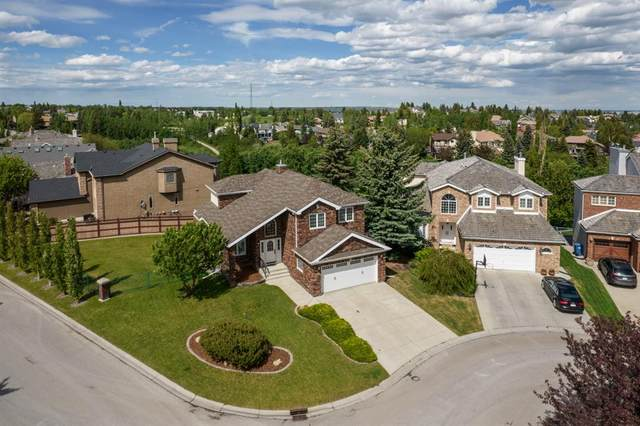 1408 Christie Knoll Green SW, Calgary, AB T3H 2R7 (#A1117875) :: Calgary Homefinders