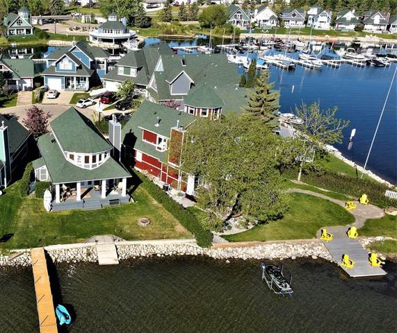 162 Marina Bay Court, Sylvan Lake, AB T4S 1E9 (#A1117882) :: Calgary Homefinders