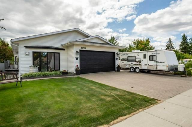 8226 102A Street, Grande Prairie, AB T8W 1Z4 (#A1117888) :: Calgary Homefinders