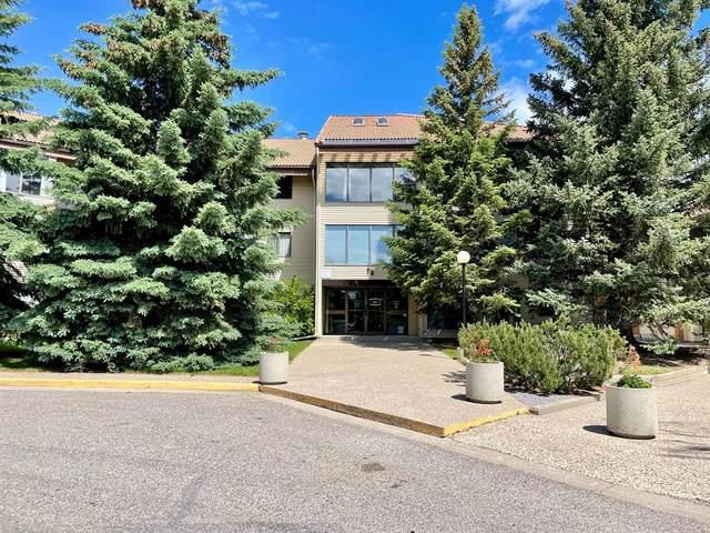 75 Temple Boulevard W #308, Lethbridge, AB T1K 5M2 (#A1117910) :: Calgary Homefinders