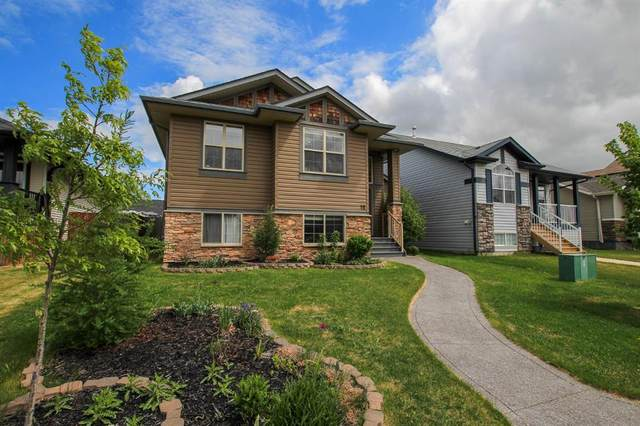 18 Valley Crescent, Blackfalds, AB T4M 0K1 (#A1117918) :: Greater Calgary Real Estate