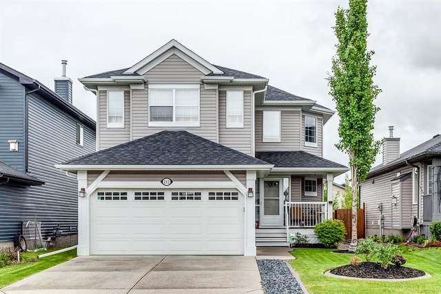 262 Canals Circle SW, Airdrie, AB T4B 2Z6 (#A1117920) :: Calgary Homefinders