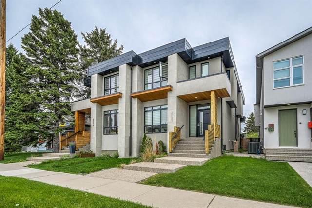 2021 50 Avenue SW, Calgary, AB T2T 2W4 (#A1117921) :: Calgary Homefinders