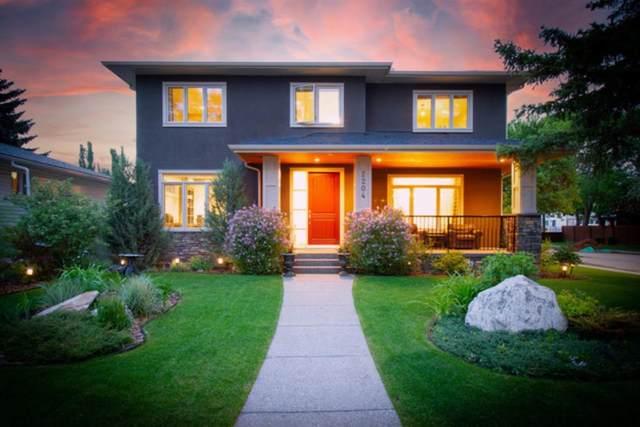 2204 6 Avenue NW, Calgary, AB T2N 0W9 (#A1117923) :: Calgary Homefinders