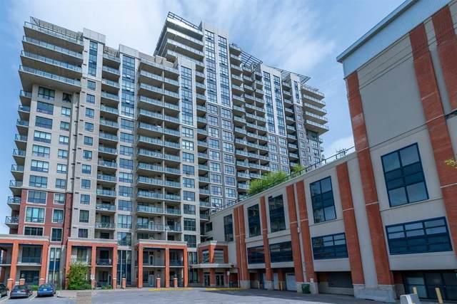 8710 Horton Road SW #415, Calgary, AB T2V 0P7 (#A1117925) :: Western Elite Real Estate Group
