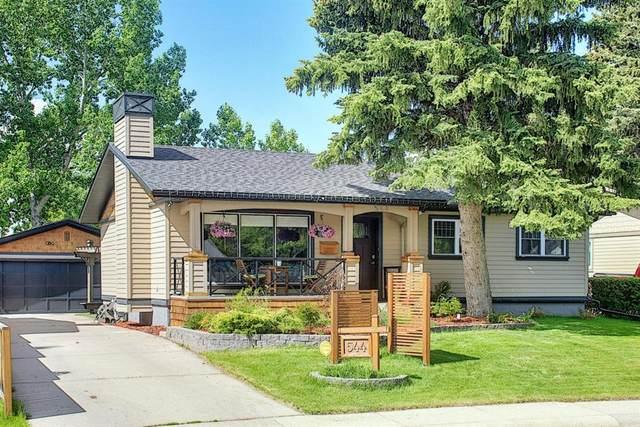 544 Oakridge Way SW, Calgary, AB T2V 1T6 (#A1117947) :: Calgary Homefinders