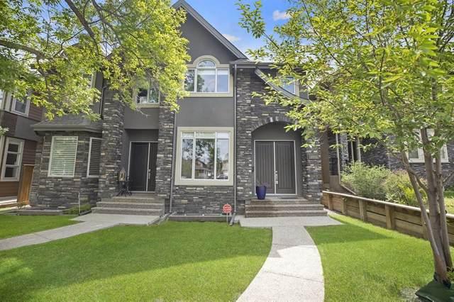 2031 42 Avenue SW, Calgary, AB T2T 2M8 (#A1117974) :: Calgary Homefinders