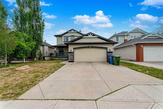 260 Oakmere Close, Chestermere, AB T1X 1L2 (#A1117998) :: Calgary Homefinders