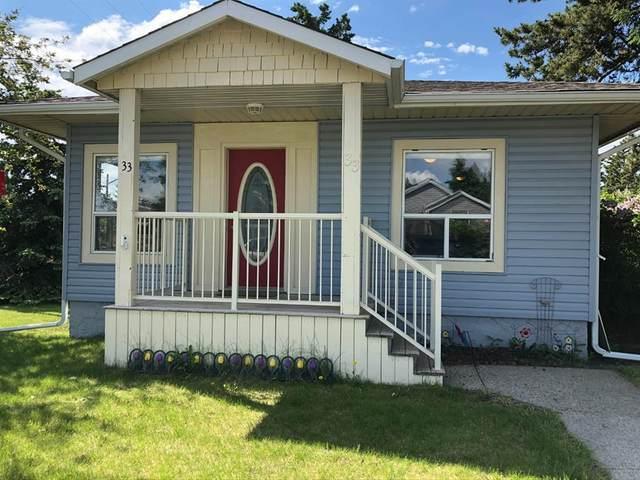33 Knight Street, Okotoks, AB T1S 1M1 (#A1118011) :: Calgary Homefinders