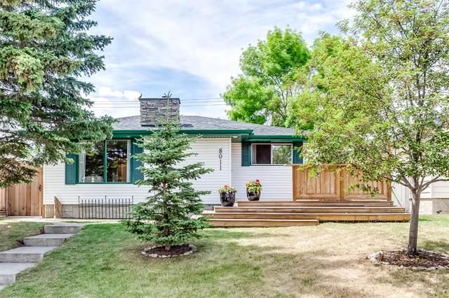 8011 Huntington Street NE, Calgary, AB T2K 5B8 (#A1118022) :: Calgary Homefinders