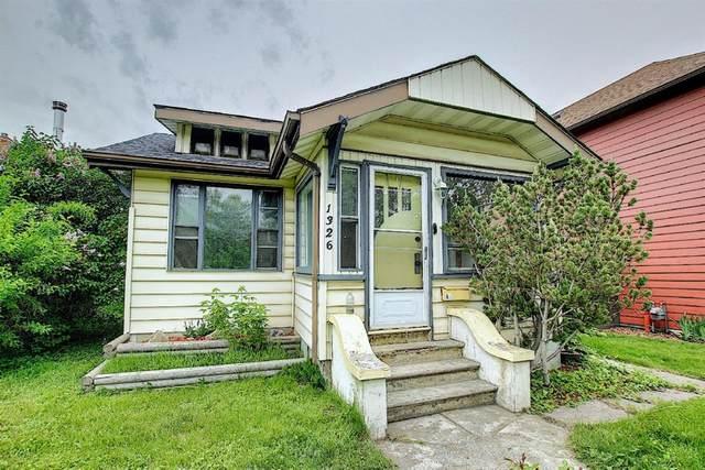 1326 10 Avenue SE, Calgary, AB T2G 0W9 (#A1118025) :: Calgary Homefinders