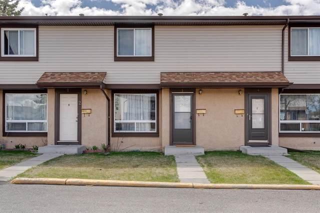 2727 Rundleson Road NE #3, Calgary, AB  (#A1118033) :: Calgary Homefinders