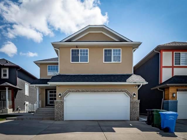 22 Saddleland Crescent NE, Calgary, AB  (#A1118045) :: Calgary Homefinders
