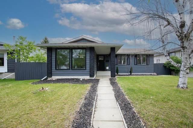 5817 Marler Drive, Camrose, AB T4V 3P4 (#A1118082) :: Calgary Homefinders