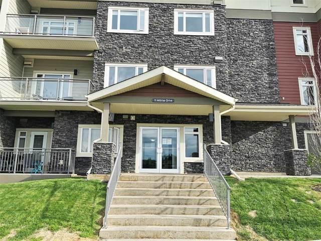 11 Millrise Drive SW #124, Calgary, AB T2Y 0K7 (#A1118092) :: Calgary Homefinders