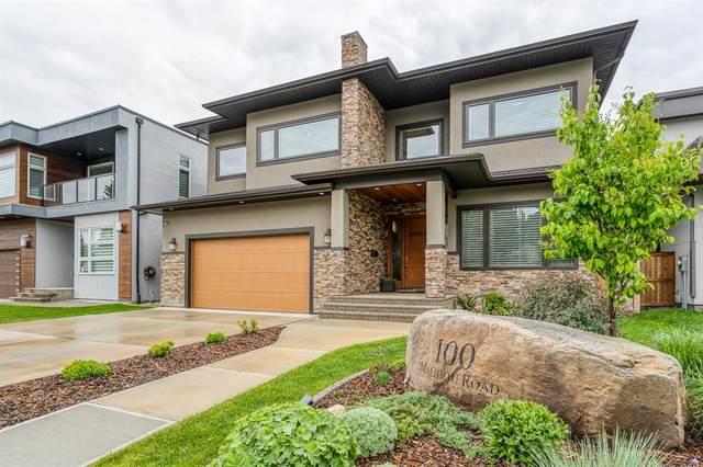 100 Malibou Road SW, Calgary, AB T2V 4R8 (#A1118096) :: Calgary Homefinders