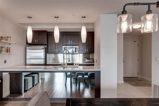 530 12 Avenue SW #706, Calgary, AB T2R 0B1 (#A1118103) :: Calgary Homefinders