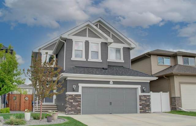 57 Carlyle Green, Red Deer, AB T4P 0T6 (#A1118104) :: Calgary Homefinders
