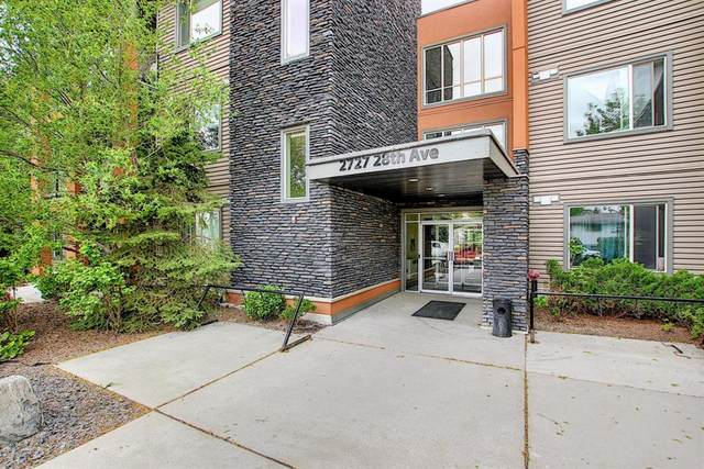 2727 28 Avenue SE #110, Calgary, AB T2B 0L4 (#A1118105) :: Calgary Homefinders