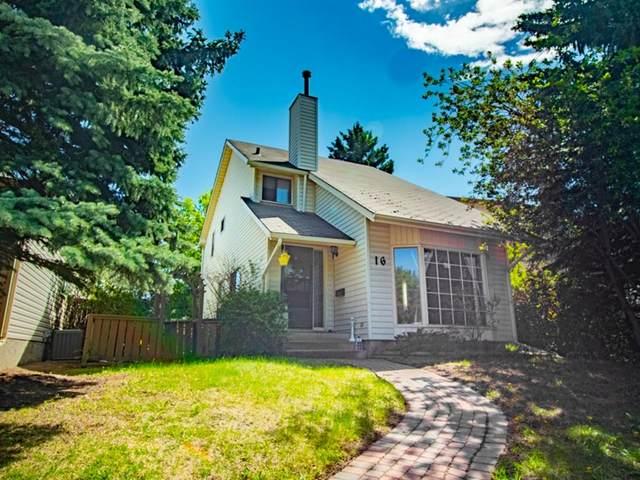 16 Woodglen Grove SW, Calgary, AB  (#A1118106) :: Calgary Homefinders
