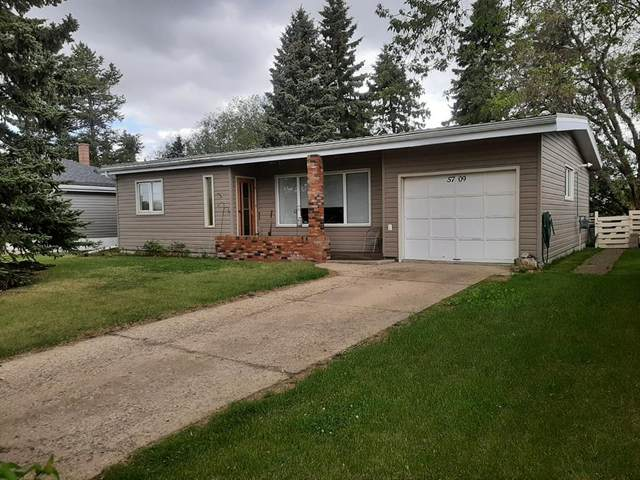 5709 48 Avenue, Stettler Town, AB T0C 2L2 (#A1118107) :: Calgary Homefinders