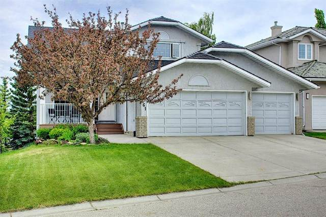 661 Hawkside Mews NW, Calgary, AB T3G 3S1 (#A1118110) :: Greater Calgary Real Estate