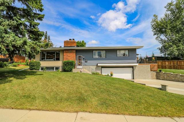 12 Cromwell Avenue NW, Calgary, AB T2L 0M5 (#A1118111) :: Calgary Homefinders