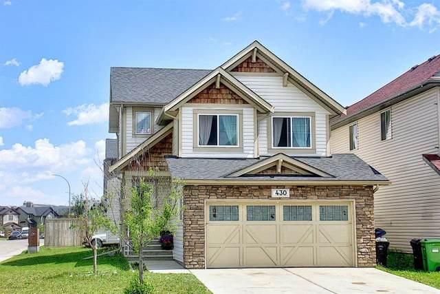 430 Skyview Ranch Way NE, Calgary, AB T3N 0C7 (#A1118116) :: Greater Calgary Real Estate