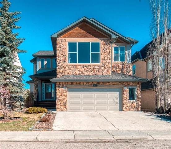 521 Discovery Ridge Boulevard SW, Calgary, AB T3H 5X6 (#A1118125) :: Calgary Homefinders