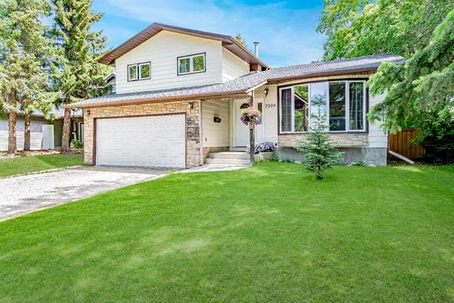 7309 97A Street, Grande Prairie, AB T8V 4X5 (#A1118128) :: Calgary Homefinders