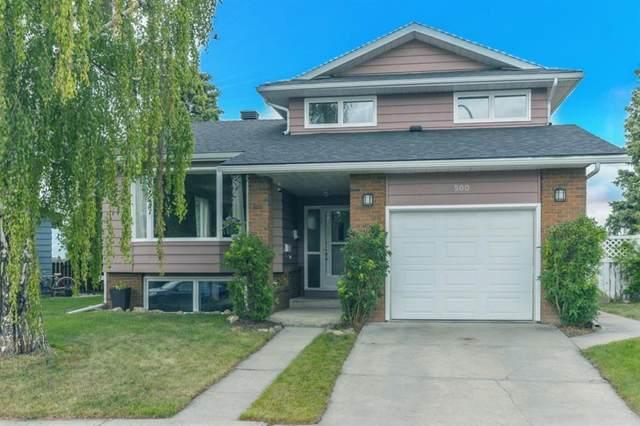 500 7 Street SE, High River, AB T1V 1K8 (#A1118141) :: Western Elite Real Estate Group