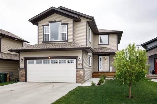 5252 48 Street Close, Innisfail, AB T4G 1M2 (#A1118145) :: Calgary Homefinders