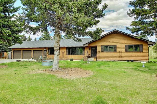 3126 Springbank Heights Way, Rural Rocky View County, AB T3Z 1C7 (#A1118150) :: Calgary Homefinders