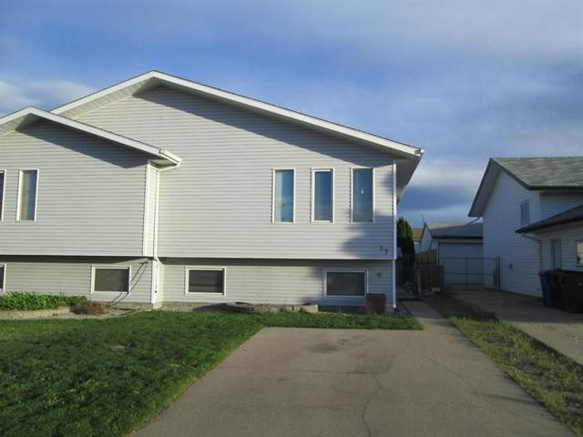 27 Shannon Crescent SE, Medicine Hat, AB T1B 4C2 (#A1118152) :: Calgary Homefinders