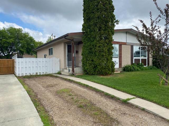 28 Wells Street, Red Deer, AB T4N 5Y3 (#A1118160) :: Calgary Homefinders