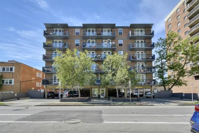605 14 Avenue SW #506, Calgary, AB T2R 0M9 (#A1118178) :: Calgary Homefinders