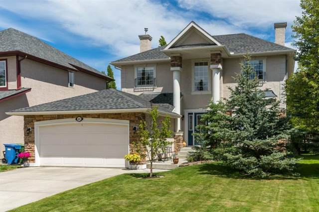 41 Discovery Ridge Manor SW, Calgary, AB T3H 5L9 (#A1118179) :: Calgary Homefinders