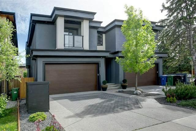 2535 25 Avenue SW, Calgary, AB T3E 7N3 (#A1118196) :: Calgary Homefinders