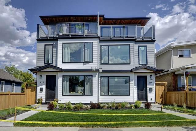 422 6A Street NE, Calgary, AB T2E 4A7 (#A1118197) :: Greater Calgary Real Estate
