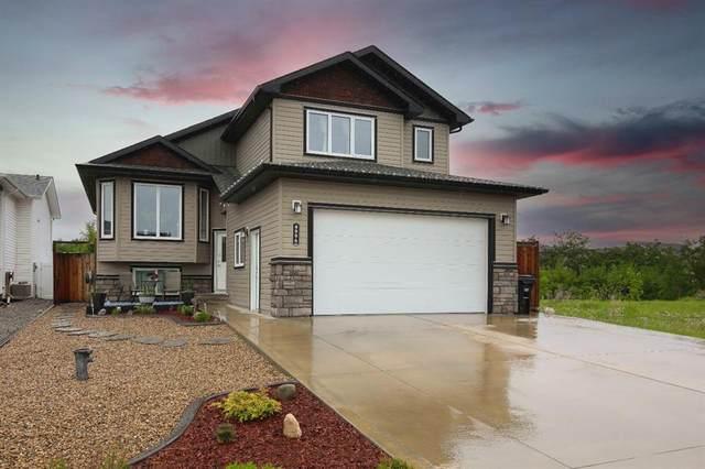 4996 Aspen Lakes Boulevard, Blackfalds, AB T4M 0J1 (#A1118214) :: Greater Calgary Real Estate