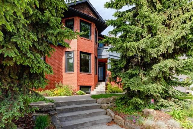 1708 31 Avenue SW, Calgary, AB T2J 1S5 (#A1118216) :: Calgary Homefinders