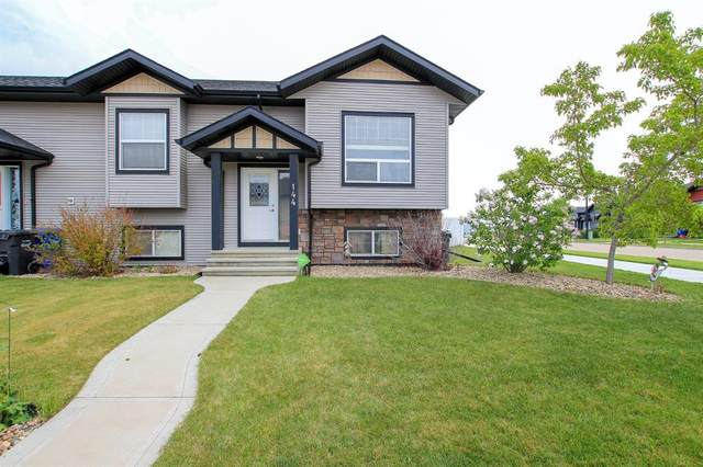144 Henderson Crescent, Penhold, AB T0M 1R0 (#A1118233) :: Calgary Homefinders