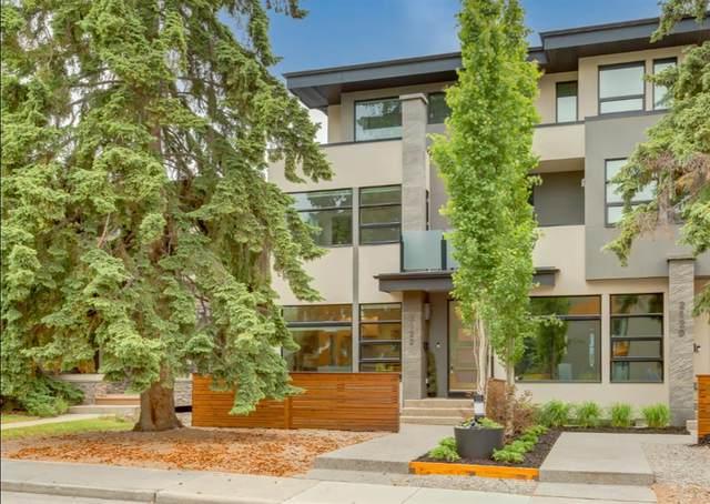 2122 28 Avenue SW, Calgary, AB T2T 1K5 (#A1118237) :: Calgary Homefinders