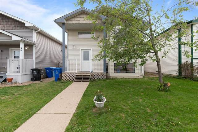 157 Lightbown Way, Fort Mcmurray, AB T9K 2R2 (#A1118241) :: Calgary Homefinders
