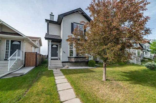 205 Cramond Close SE, Calgary, AB T3M 1E2 (#A1118258) :: Calgary Homefinders