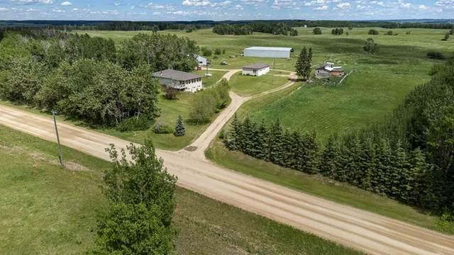430043 Range Road 11, Rural Ponoka County, AB T0C 2J0 (#A1118259) :: Greater Calgary Real Estate