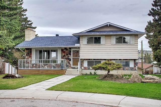 227 Glamorgan Place SW, Calgary, AB T3E 5B9 (#A1118263) :: Calgary Homefinders