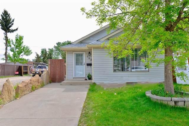 143 Castlegrove Road NE, Calgary, AB T3J 1S7 (#A1118272) :: Western Elite Real Estate Group