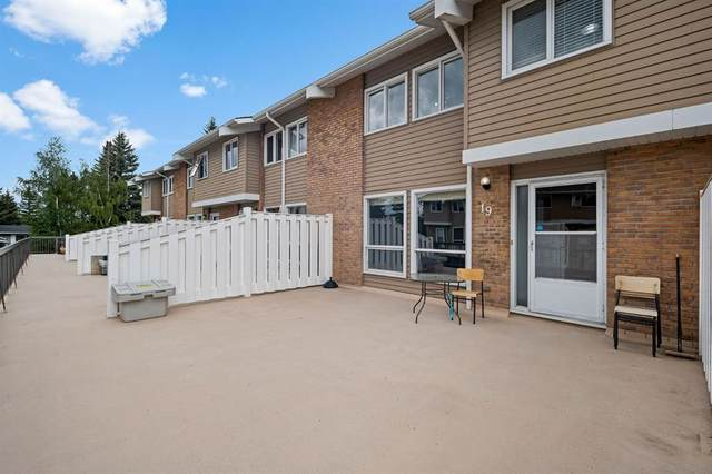 116 Silver Crest Drive NW #19, Calgary, AB T3B 4N9 (#A1118280) :: Calgary Homefinders