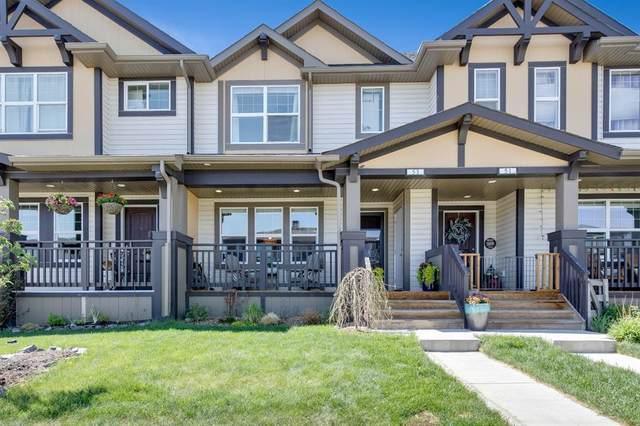 53 Belgian Street, Cochrane, AB T4C 0M2 (#A1118282) :: Calgary Homefinders